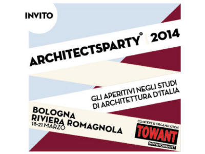 Architects Party – Marzo 2014