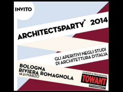 Architects Party – Marzo 2014