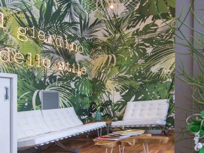 Evergreen parrucchieri – Il giardino dello stile