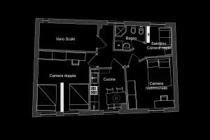 Casa per studenti - Dopo