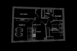 Casa per studenti - Prima